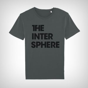 The Intersphere - Logo Shirt grey