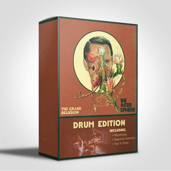 The Grand Delusion Drum-Edition